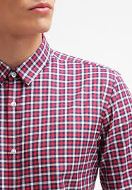 hugo men shirts ero slim fit shirt bright red hugo boss sale