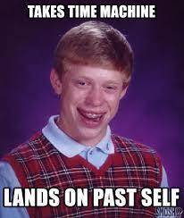 Bad Luck Meme - best of the bad luck brian meme smosh
