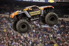 monster truck show 2013 monster trucks hit uae this weekend video motoring middle east