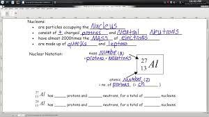note taking guide u2013 nuclear science part i u2013 episode 1501 u2013 page