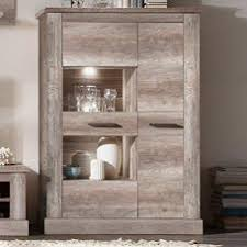 Display Cabinet Canberra Canberra Display Cabinet In White Glass Top And High Gloss
