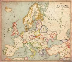 Scandinavia Blank Map by Alternate History Map Of Europe V2 By Regicollis On Deviantart