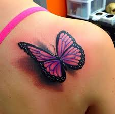 27 best butterfly shoulder tattoo designs heart images on