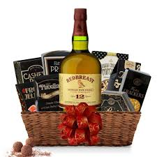 whiskey gift basket buy redbreast 12 year whiskey gift baskets online scotch