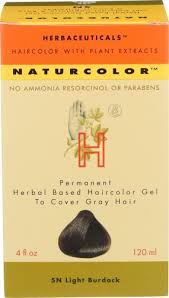 naturcolor 5n light burdock amazon com naturcolor 5n light burdock hair dyes 4 ounce beauty