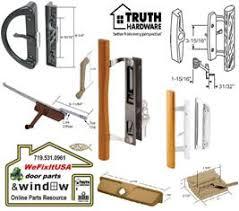 Patio Door Lock Parts Captivating Sliding Door Handle Parts Images Best Interior