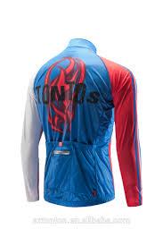waterproof cycle wear compression tight cycling jerseys long sleeve waterproof cycling