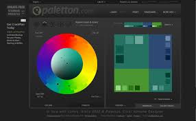 Color Combinations For Website Palleton The Best Place To Choose Website Colors
