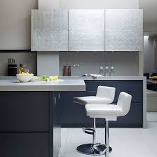kitchen unit ideas navy kitchen ideas ideal home