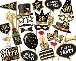 30th birthday decorations 30th birthday decorations il fullxfull 2 best images collections