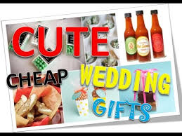 cheap wedding presents cheap wedding gifts