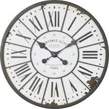 wall watch acworth oversized 24 wall clock reviews joss main