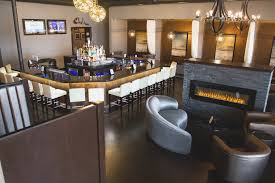 simple fireplace restaurant design decor fancy to home interior