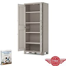 Outdoor Storage Cabinet Waterproof Outdoor Storage Cabinet With Shelves Ideas