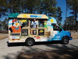 snow cone rental and cool treats at bernheim