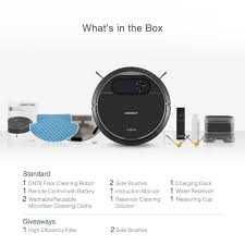 deebot n78 robot review best robot vacuum reviews
