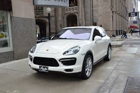 2011 Porsche Cayenne - 2011 porsche cayenne turbo stock b536b for sale near chicago il