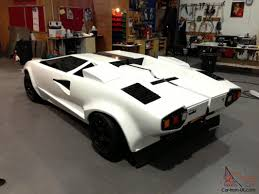 lamborghini kit car for sale lambarghini mobile bar replica lamborghini countach kit car