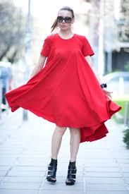 womens dresses red maxi dress by eugfashion by eugfashion on