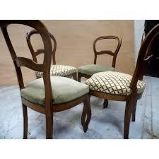 chaises louis philippe lot de 4 chaises anciennes louis philippe