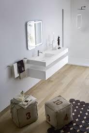 waschbecken design unico platte mit integriertem waschbecken