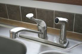 kitchen faucet with spray kitchen faucet sprayer colony homes