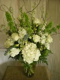 White Flower Arrangements Green And White Full And Fresh Every Bloomin U0027 Thing