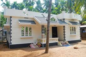 home design with budget low budget kerala home design at kottayam with plan home pictures