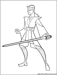 15 images of star wars clone wars anakin coloring pages star