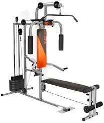 weight bench and weights home multi gym chest leg press station