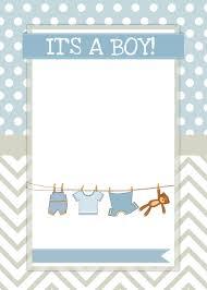baby boy shower invitation baby boy shower invitation with stylish