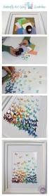 butterfly art using paint swatches we u0027ve put together an easy and