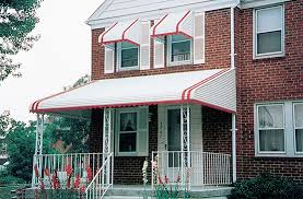 Metal Awnings For Home Windows Aluminum Awnings Sunbeam Window And Door Company