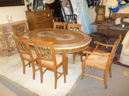 italian hand painted dining table with chairs price idolza