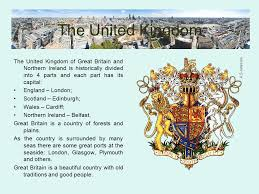 the united kingdom of great britain and northern ireland ppt