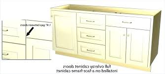 full overlay cabinet hinges overlay cabinet doors full overlay doors on face frame cabinets by