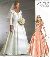 vintage wedding dress patterns vogue wedding dress patterns vintage wedding dress collections