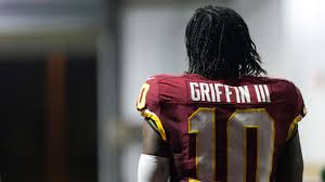 robert griffin iii released by washington after watching 2015