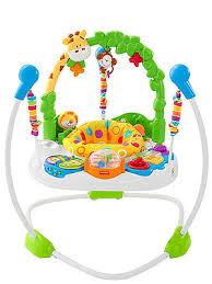fisher price go wild jumperoo activity center toys
