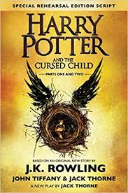 black friday on amazon us harry potter and the cursed child parts 1 u0026 2 special rehearsal