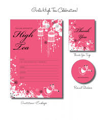 high tea invitation google search tea party pinterest high
