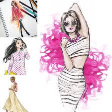 beginner fashion sketching w veronica marche jamison u2014 made