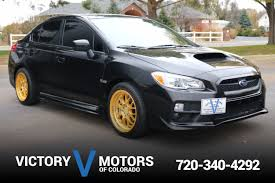 awd subaru wrx used cars and trucks longmont co 80501 victory motors of colorado