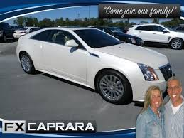 used 2012 cadillac cts coupe pulaski white 2012 cadillac cts coupe used car for sale b50987