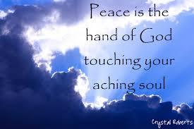 child of the world u2013 i have got peace of god