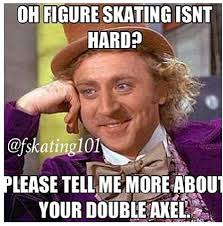 Figure Skating Memes - 94 3 cksy tuesday august 29th 2017