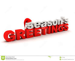 seasons greetings text stock illustration image of holidays 6777228