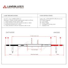 xenon arc l supplier l size 6 75 135f wire 5 pieces order yag laser l yag