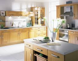 shaker light oak kitchen design stylehomes net