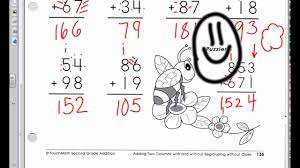 addition with and without regrouping digit addition with and without regrouping lesson review